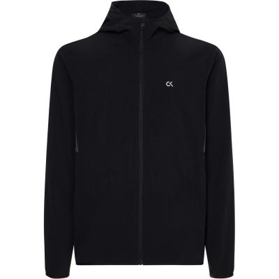 Jacheta de vant Calvin Klein Performance Essential ck negru peric