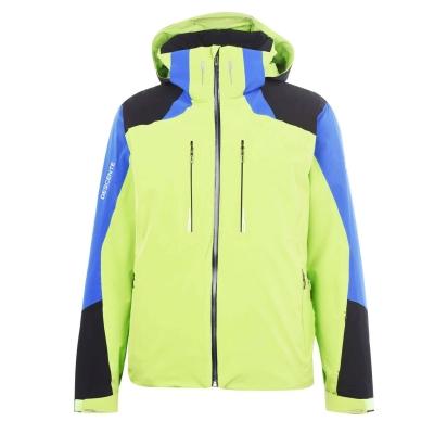 Jacheta Descente Reign pentru Barbati verde albastru