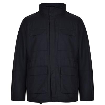 Jacheta DKNY cu buzunar negru