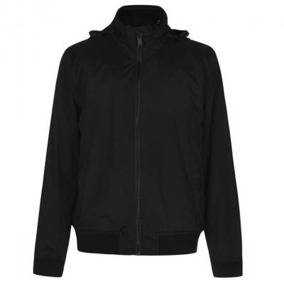 Jacheta DKNY cu captuseala Bomber negru
