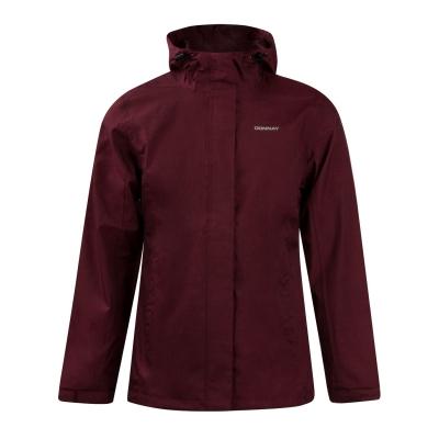 Jacheta Donnay ploaie pentru Femei inchis rosu