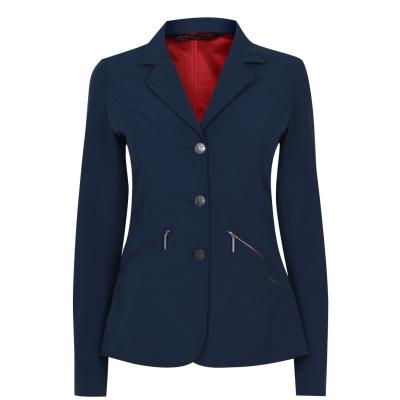 Jacheta echitatie competitie pentru Femei bleumarin