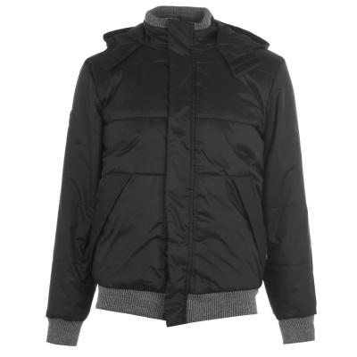 Jacheta Everlast cu gluga negru