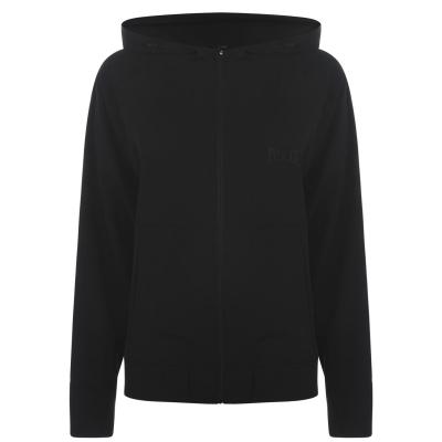 Jacheta Everlast Woven pentru Femei negru