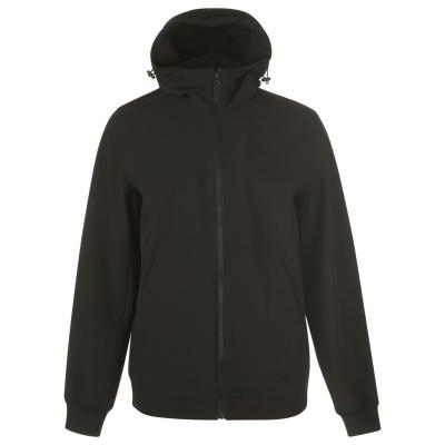 Jacheta Fabric Softshell pentru Barbati negru