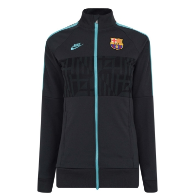 Jacheta FC Barcelona FC Barcelona 196 ELC pentru Femei gri