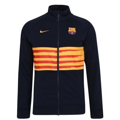 Jacheta FC Barcelona Barcelona 196 ELC albastru