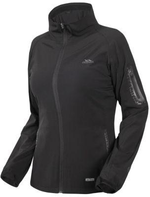 Jacheta femei trespass sensor negru