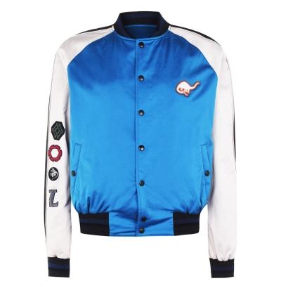 Jacheta Fourworks Bomber pentru Barbati multicolor