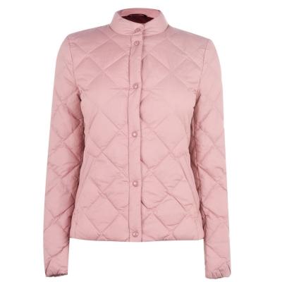 Jacheta Gant Down Quilted gri roz