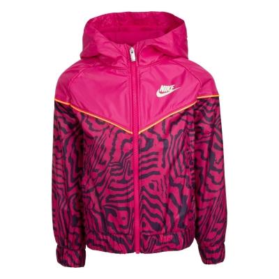 Jacheta Geaca pentru vant Nike Sportswear roz