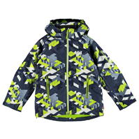 Jacheta Helly Hansen Domino Print pentru copii