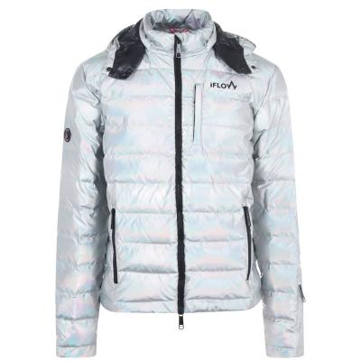 Jacheta IFlow LTD Series pentru Barbati argintiu negru