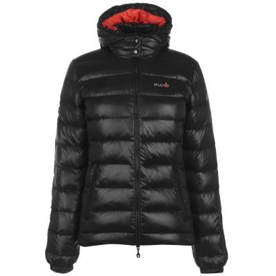 Jacheta IFlow negru Series pentru Femei rosu