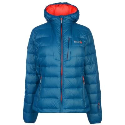 Jacheta IFlow Peak Mountain pentru Femei albastru rosu