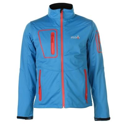 Jacheta IFlow Softshell pentru Barbati albastru