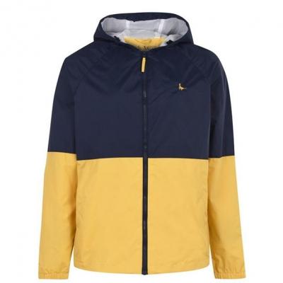 Jacheta pentru vant Jack Wills Sanderson galben
