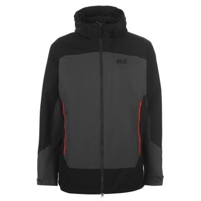 Jacheta Jack Wolfskin North Slope pentru Barbati negru