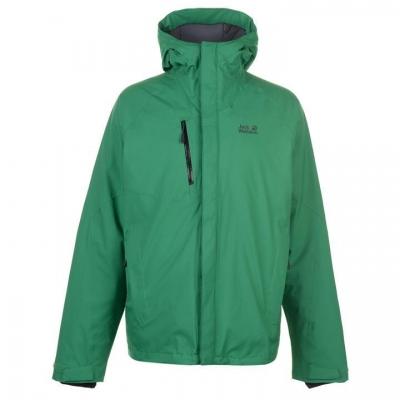 Jacheta Jack Wolfskin Troposphere pentru Barbati verde