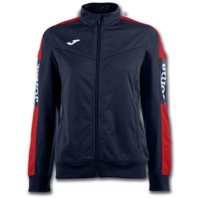 Bluza de trening Joma Champion Iv bleumarin-rosu pentru Femei