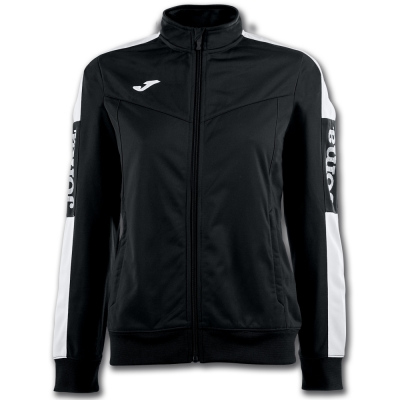 Bluza de trening Joma Champion Iv negru-alb pentru Femei