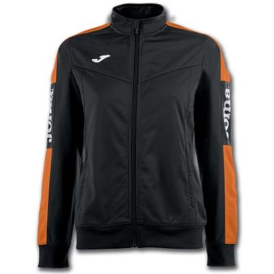 Bluza de trening Joma Champion Iv negru-orange pentru Femei portocaliu