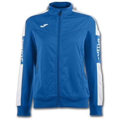 Bluza de trening Joma Champion Iv Royal-alb pentru Femei albastru roial