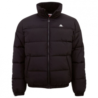 Jacheta   Kappa Jaro negru 310017 19-4006 pentru Barbati