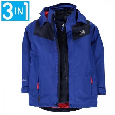 Jacheta Karrimor Charcoal 3in1 pentru copii