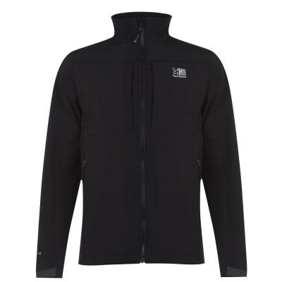 Jacheta Karrimor Ridge Softshell pentru Barbati negru