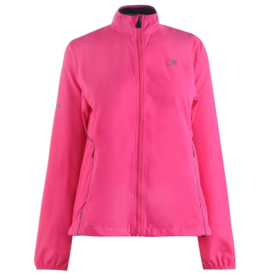 Jacheta Karrimor alergare pentru Femei roz