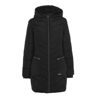 Jacheta LA Gear Essential pentru Femei negru