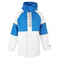 Jacheta Lacoste Lve albastru negru