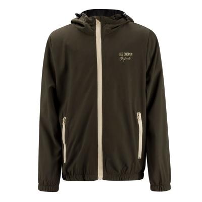 Jacheta Lee Cooper Casual pentru copii kaki