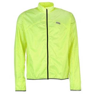 Jacheta Loffler ciclism Windshell pentru Barbati galben