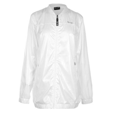 Jacheta USA Pro Longline Bomber pentru Femei alb