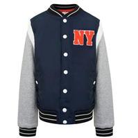 Jacheta MARC JACOBS Ny Bomber pentru baieti pentru Copii bleu