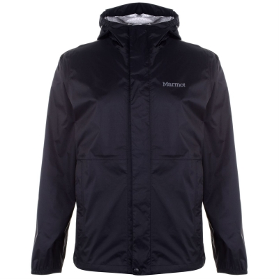 Jacheta Marmot PreCip Eco Lite pentru Barbati negru