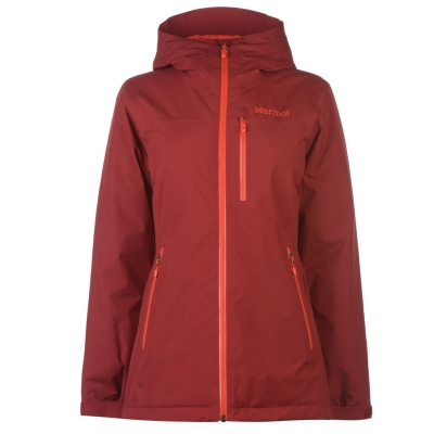 Jacheta Marmot Solaris pentru Femei rosu