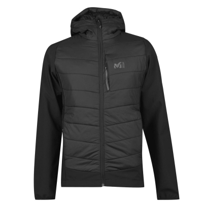 Jacheta Millet Hybrid pentru Barbati negru