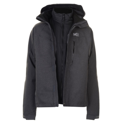 Jacheta Millet Podeba pentru Barbati gri