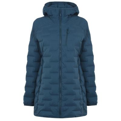 Jacheta Mountain Hardwear Super DS pentru Femei albastru