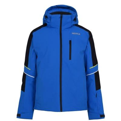 Jacheta Nevica Meribel pentru Barbati albastru negru