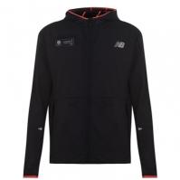 Jacheta New Balance Balance London Edition pentru Barbati negru rosu