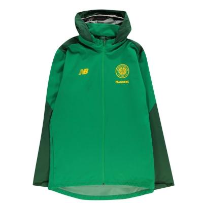 Jacheta New Balance Celtic FC pentru Barbati jolly verde