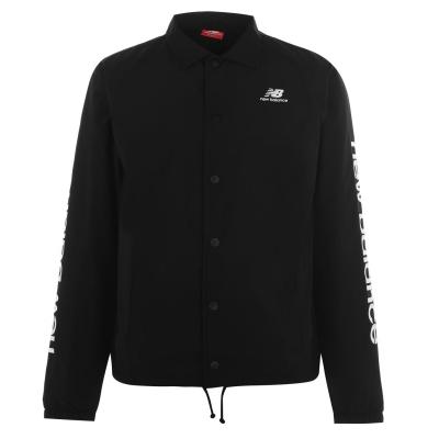 Jacheta New Balance Coach pentru Barbati negru
