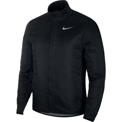 Jacheta Nike Aero Layer pentru Barbati negru gri