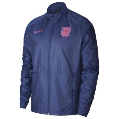 Jacheta Nike Anglia Academy AWF 2020 pentru Barbati bleumarin