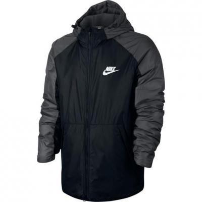 Jacheta Nike M NSW Syn Fill HD barbati FLC LN negru 861788 010