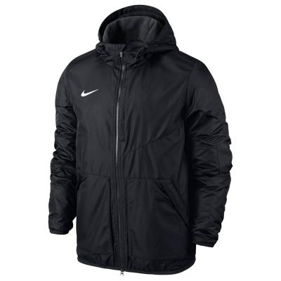 Jacheta Nike Team toamna pentru baietei negru